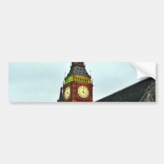 Big Ben en Londres Pegatina Para Auto