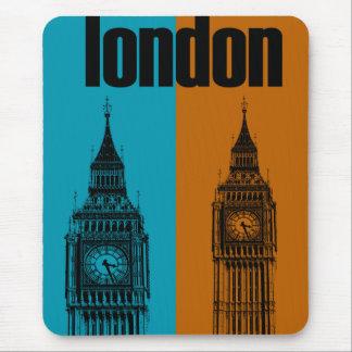Big Ben en Londres, Ver. 2 Tapete De Raton