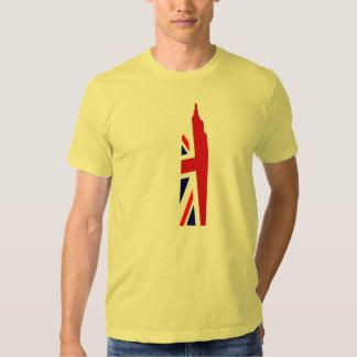 Big Ben flagged Shirt