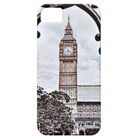 Big Ben Funda Para iPhone SE/5/5s