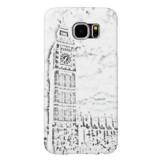 Big Ben Fundas Samsung Galaxy S6