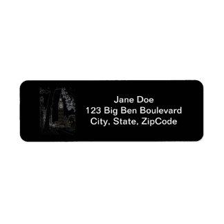 Big Ben Glows Label