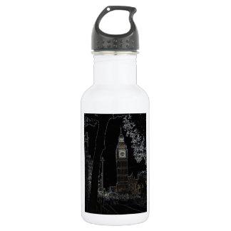 Big Ben Glows Liberty Bottle 18oz Water Bottle
