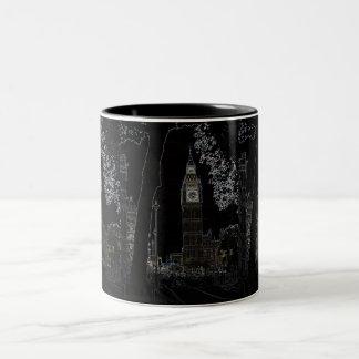 Big Ben Glows Mugs