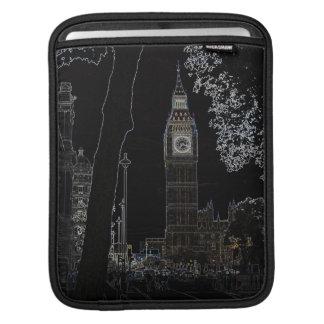 Big Ben Glows Sleeves For iPads