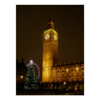 Big Ben hace tictac buenas noches Impresiones