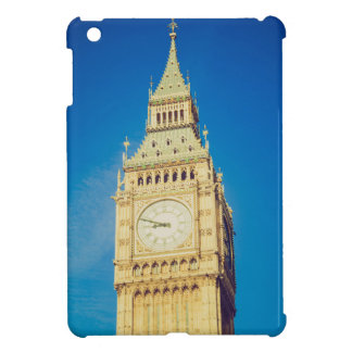 Big Ben houses of parliament Cover For The iPad Mini