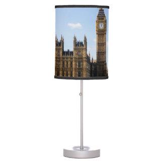 Big Ben, Houses of Parliament, London UK Table Lamp