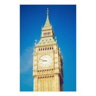 Big Ben houses of parliament Personalised Stationery