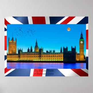 Big Ben image for poster