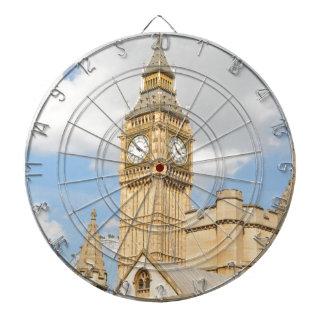 Big Ben in London Dart Boards
