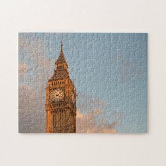 Big Ben in London jigsaw puzzle
