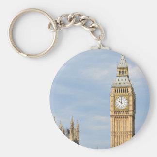 Big Ben in London Keychain