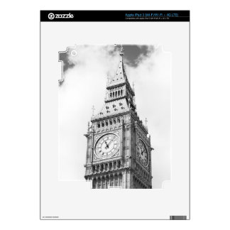 Big Ben iPad 3 Decal