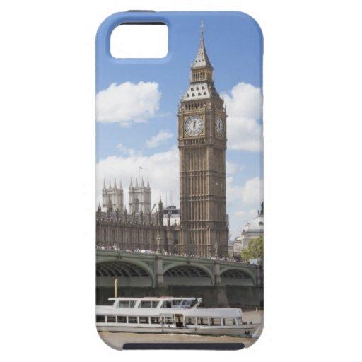 Big Ben iPhone 5 Funda