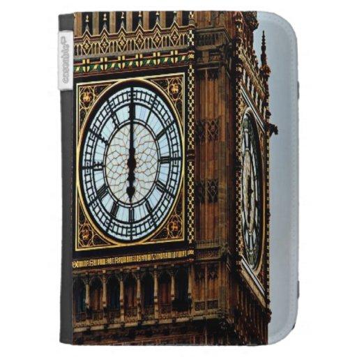 Big Ben Kindle 3G Case