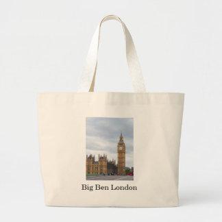 Big Ben Large Tote Bag