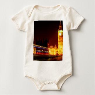 Big Ben, London Baby Bodysuit