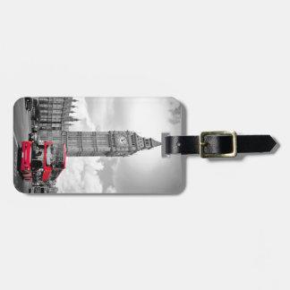 Big Ben London Bag Tag