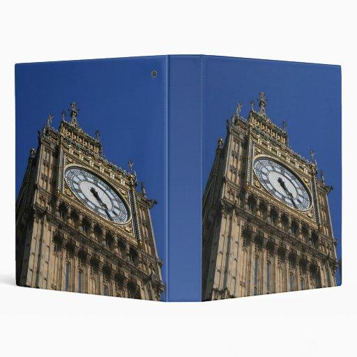 Big Ben - London Binder