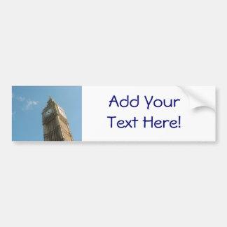 Big Ben - London Bumper Sticker