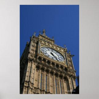Big Ben - London Canvas Print