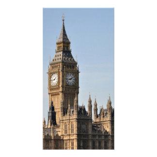 Big Ben London Card