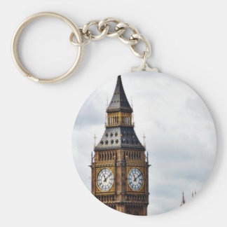 Big Ben London Clock Towers And Westminster Abbey Keychains