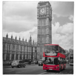 Big Ben London Cloth Napkins