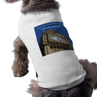 Big Ben - London Dog Shirt