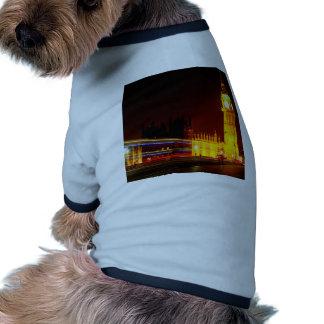 Big Ben, London Pet Shirt