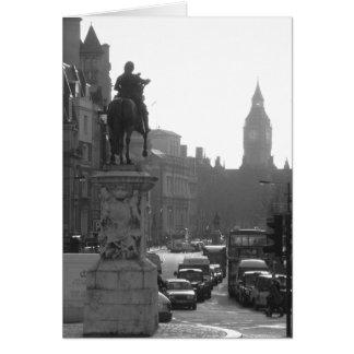 Big Ben, London, England Card