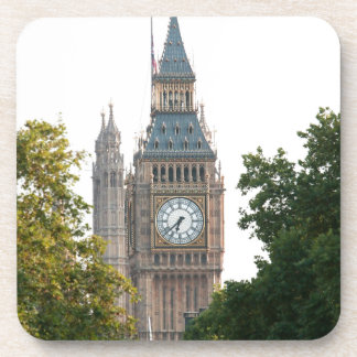 Big Ben London England Drink Coasters