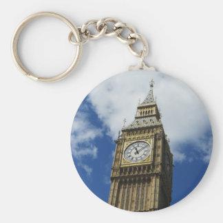 Big Ben, London, England Key Chains