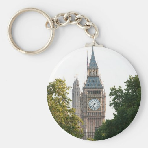 Big Ben London England Keychains