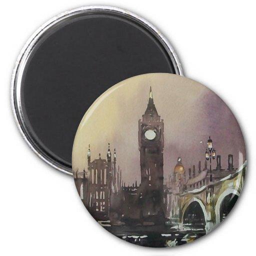 Big Ben London England Magnet