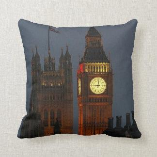 Big Ben, London, England Pillow