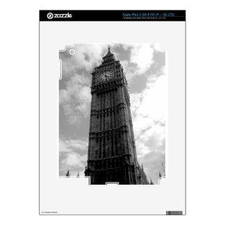 Big Ben London England iPad 3 Decals