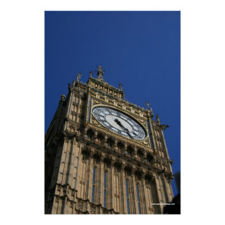 Big Ben - London Framed Print