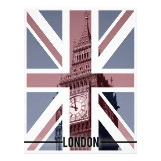 Big Ben, London Letterhead