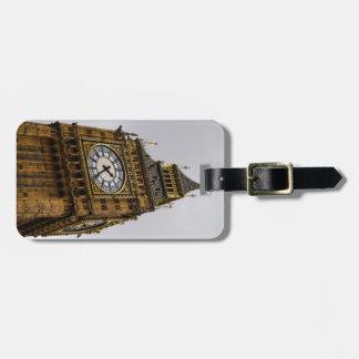 Big Ben, London Luggage Tag