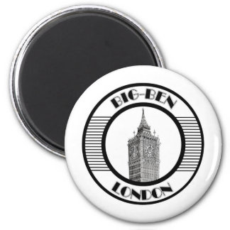 BIG-BEN LONDON MAGNET
