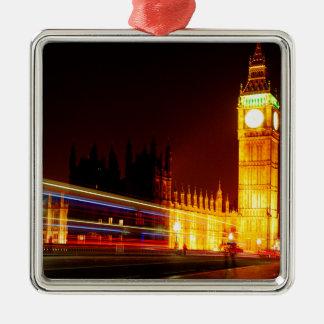 Big Ben, London Metal Ornament