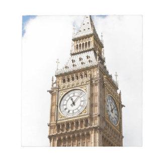 Big Ben London Memo Pads