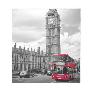 Big Ben London Scratch Pad