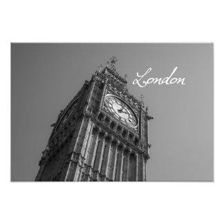 Big Ben London Photo Print
