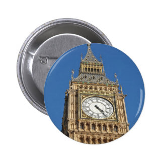 Big Ben London Pinback Button