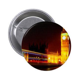 Big Ben, London Pinback Button