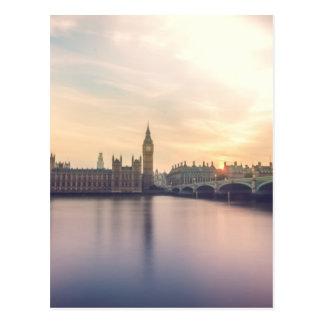 Big Ben, London Postcards