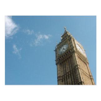 Big Ben - London Postcard